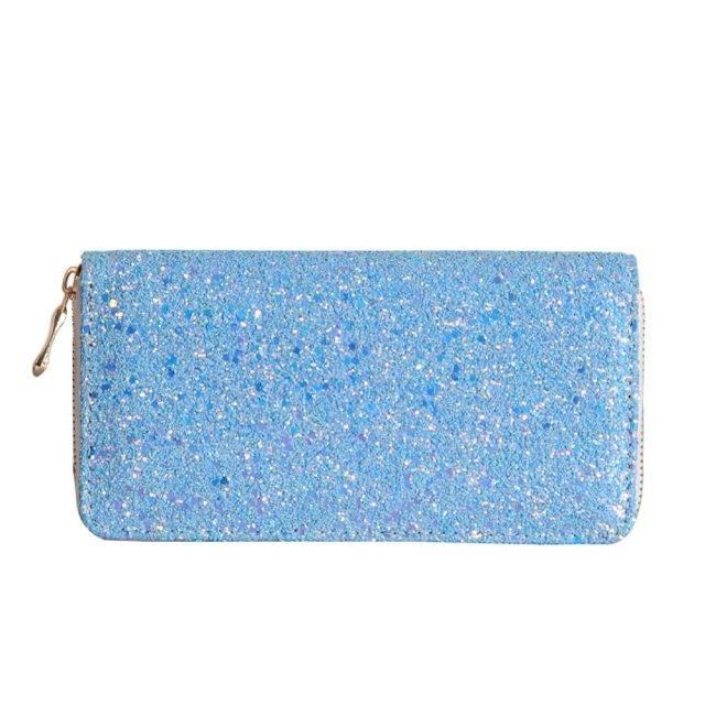 Chic Glittering Sequined Women's Wallet