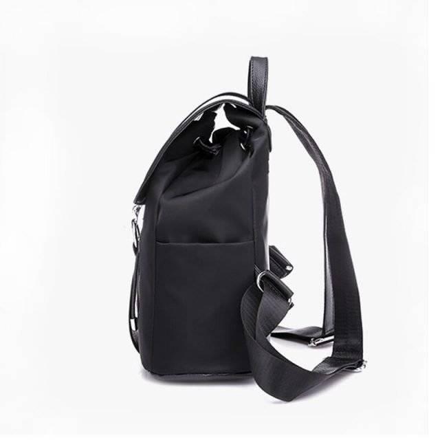 Women's Modern Leather Backpack