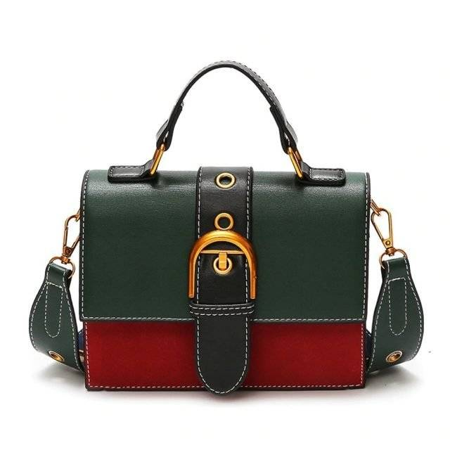 Women's Fashion Leather Handbag