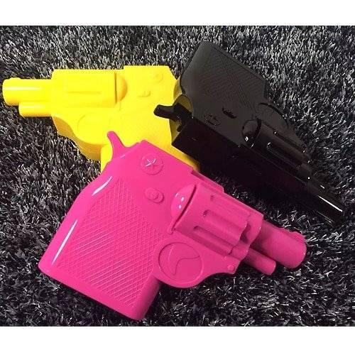 Women's Gun Shaped Clutch