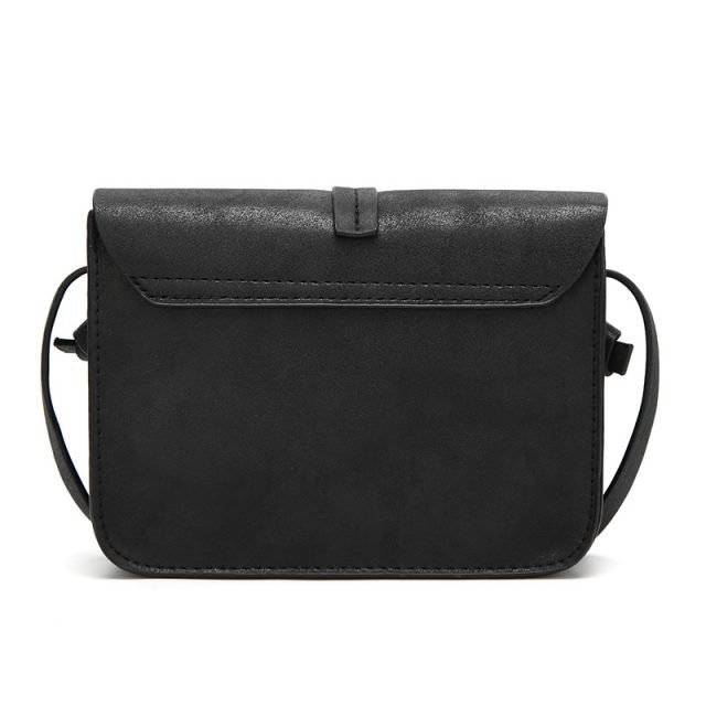 Fashion Nubuck Crossbody Bag