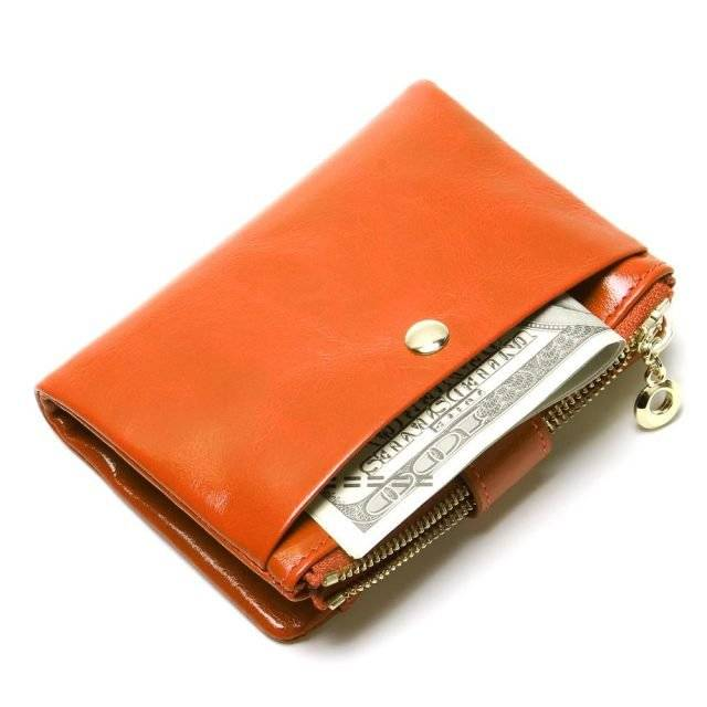 Women's Elegant Cowhide Leather Wallet