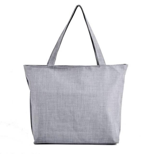 Beach Cats Printed Handbags