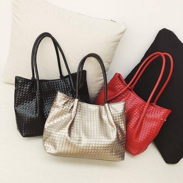 Women's Big Capacity Leather Bag