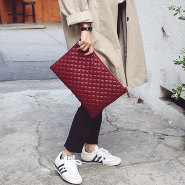 Diamond Lattice Clutch