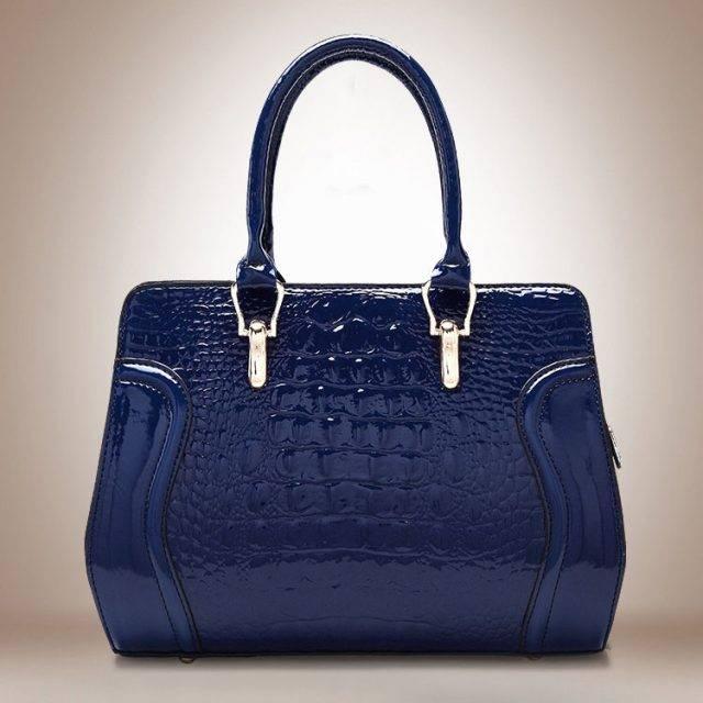 Women's Glance PU Leather Handbag