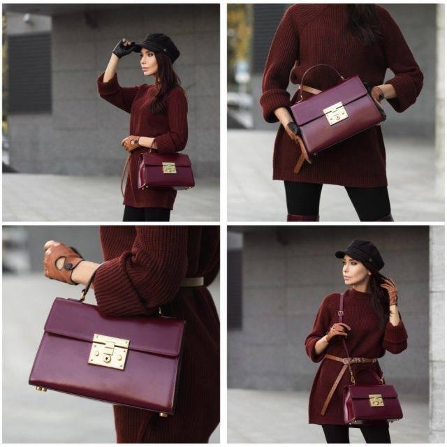 Luxury Soft Handbag for Women