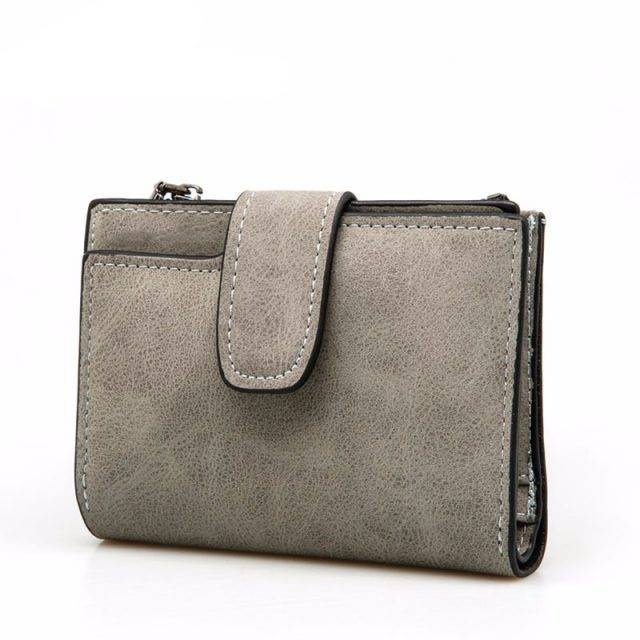 Classic Bifold Leather Women's Wallet
