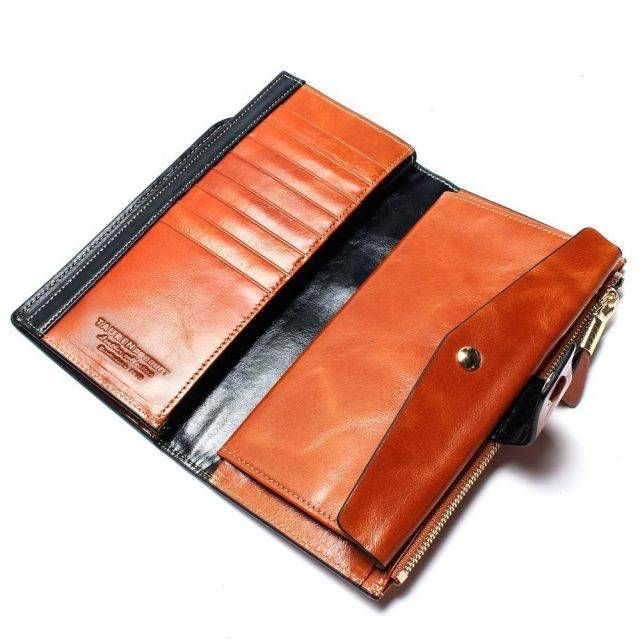 Multifunctional Genuine Leather Wallet for Women
