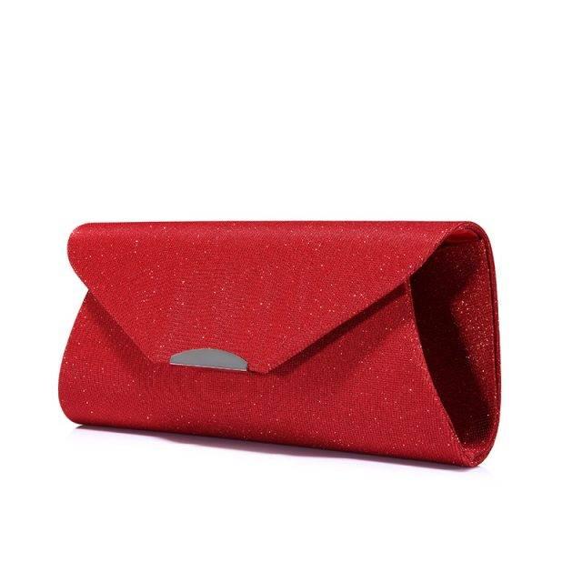Women's Evening Crossbody Envelope Clutch