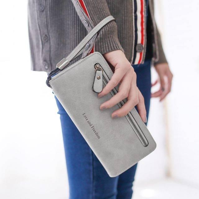 Women's Elegant Long Wallet