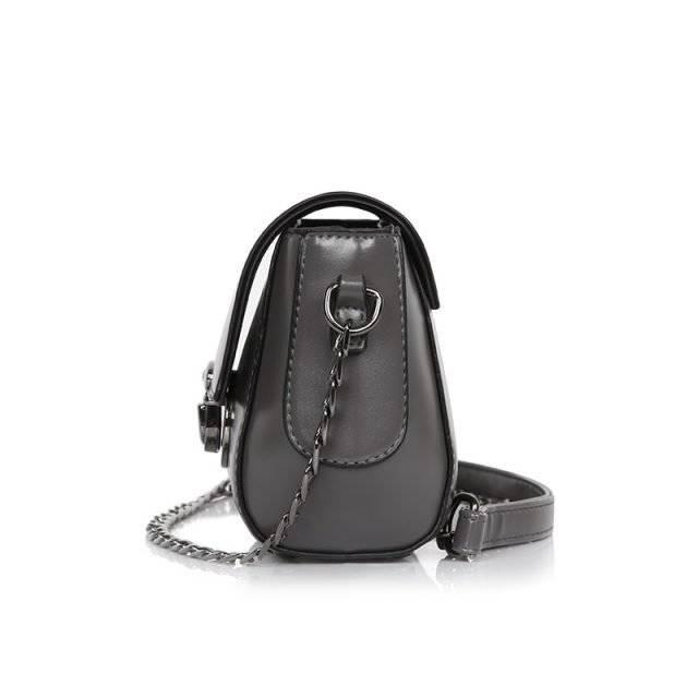 Vintage Leather Shoulder Bag for Women