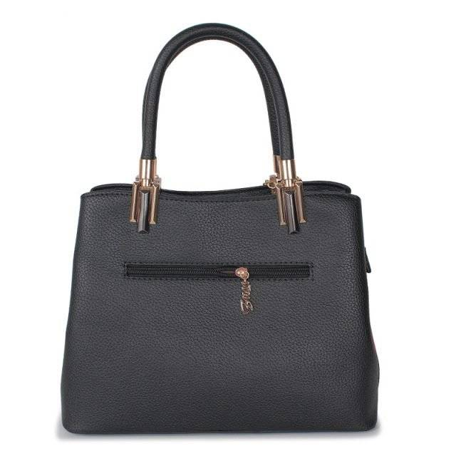 Women's Leather Business Lady Tote Bag