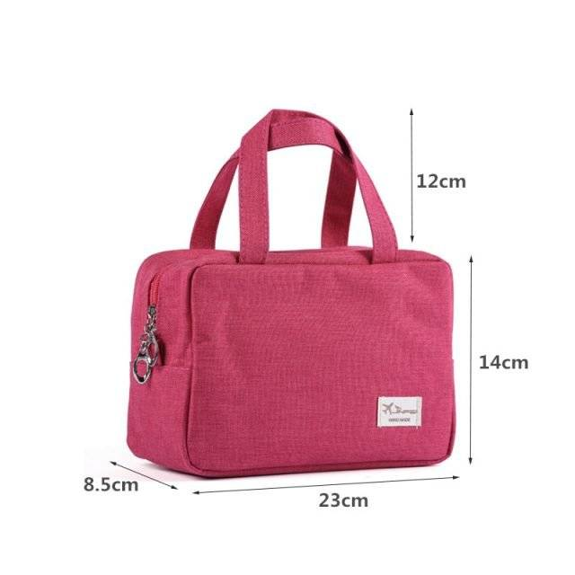 Women`s High Capacity Cosmetic Travel Bag