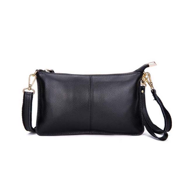 Women's Elegant Leather Clutch