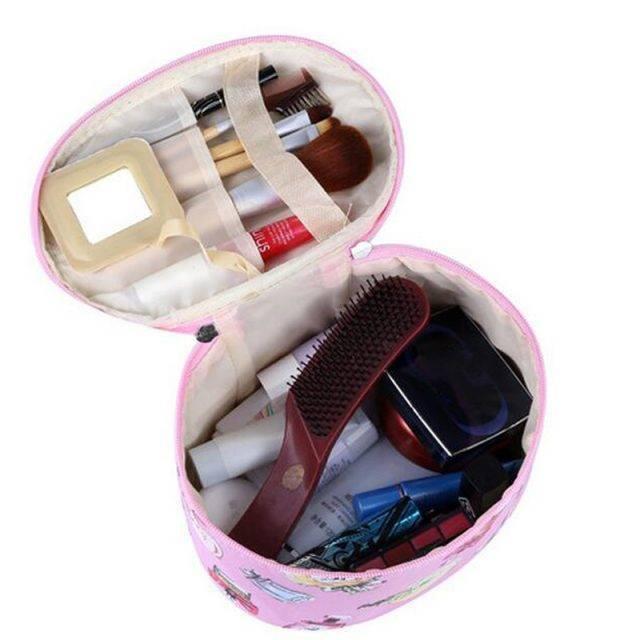 Women's Waterproof Cosmetic Bag