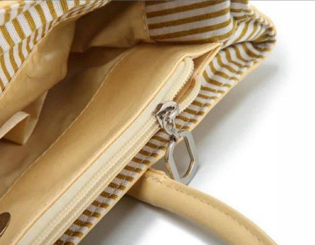 Elegant Solid Color Women's Top-Handle Bag
