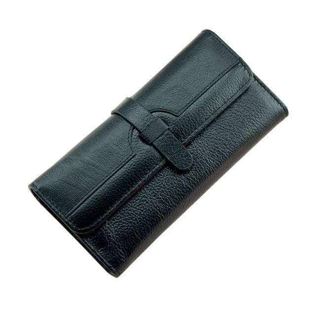 Casual Leather Wallet for Women
