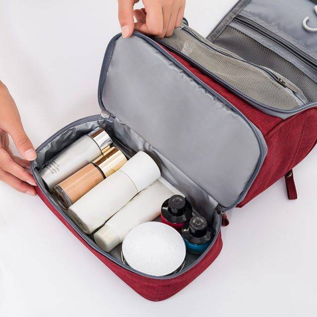 Multifunction Hanging Cosmetic Storage Bags