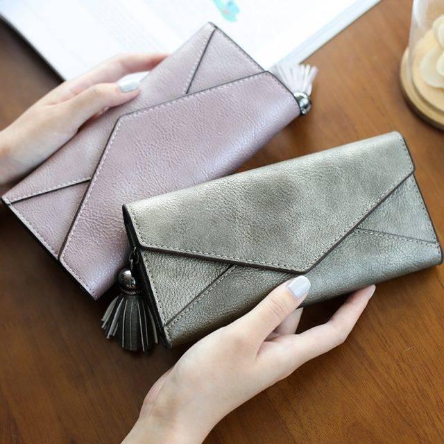 Luxury Envelope Women Wallet