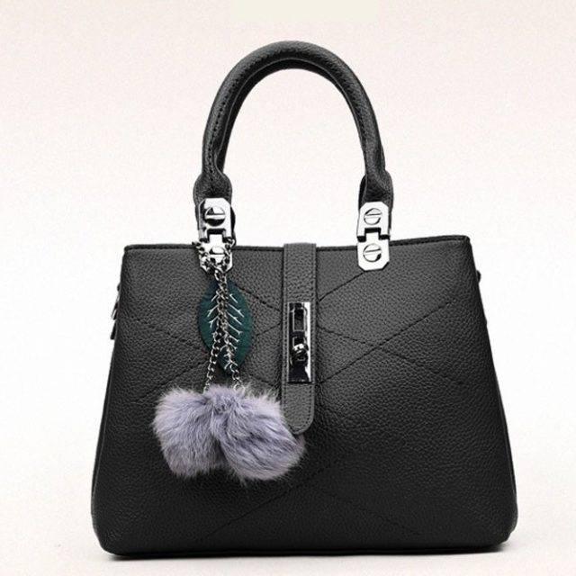 Ladies' Luxury Tote Shoulder Bag