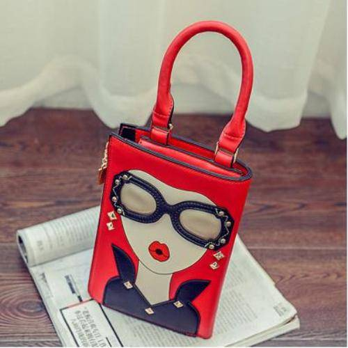 Cute Creatively Designed Compact Women's Crossbody Bag