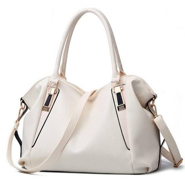 Women's Classic Design Handbag